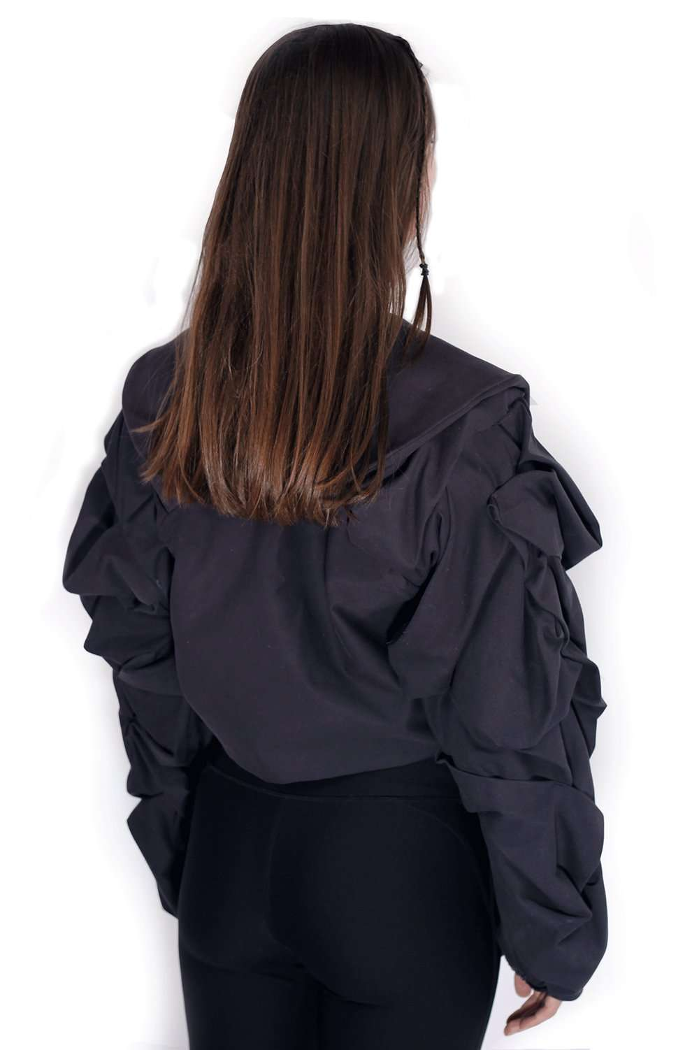 detail view jacket