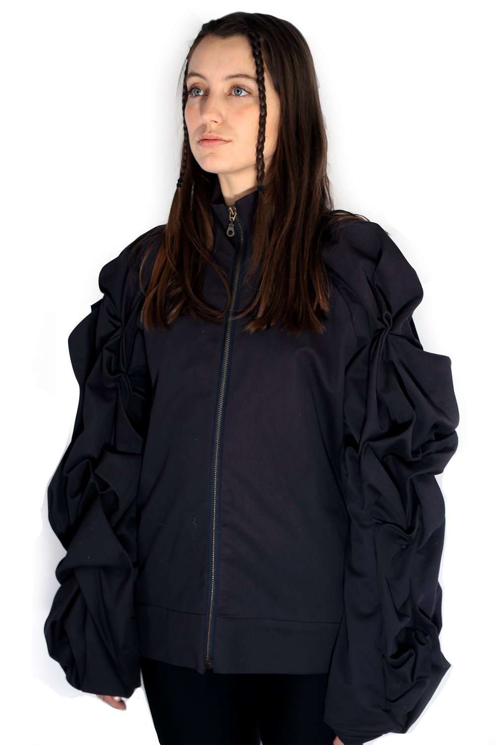 front view jacket