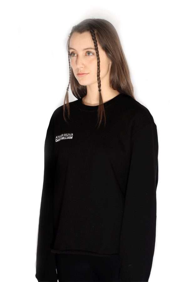 Front view sweater