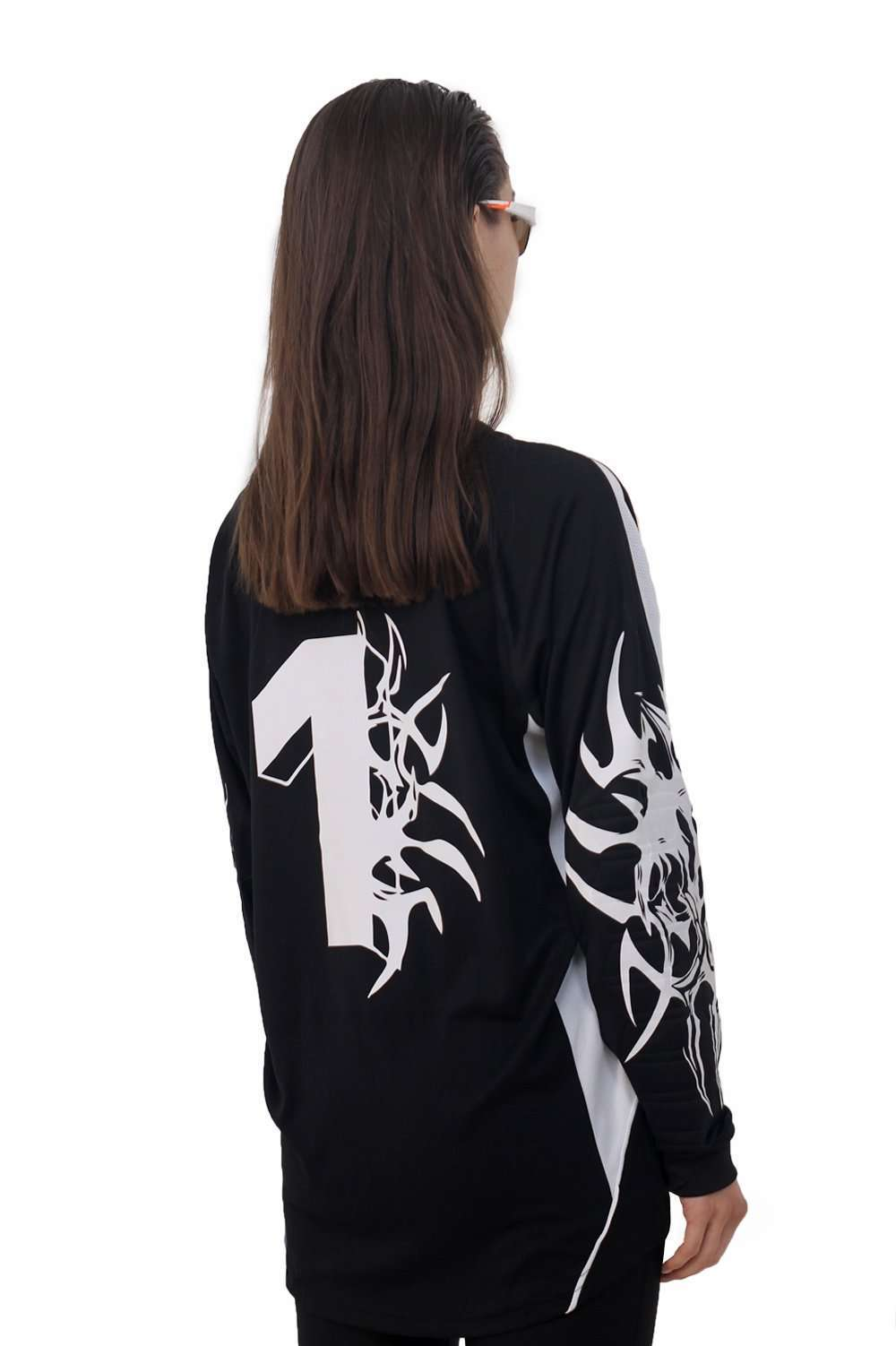 back view jersey